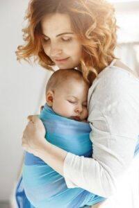 Mama cu nou nascut - Maternitatea Gyn Med
